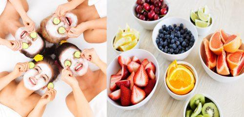 Những lưu ý khi đắp mặt nạ trái cây làm đẹp da mặt