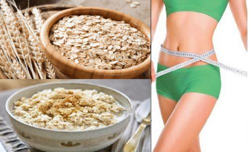 Bí quyết giảm cân nhanh với yến mạch