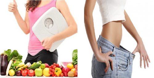Bí quyết giúp giảm cân nhanh