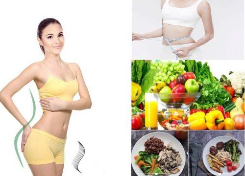 Những bí quyết giúp giảm cân nhanh và an toàn hiện nay