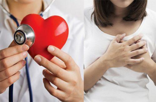 Dấu hiệu bệnh tim mạch ở phụ nữ