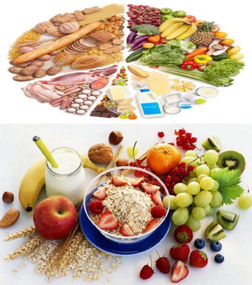 Chế độ ăn uống của bệnh tiểu đường