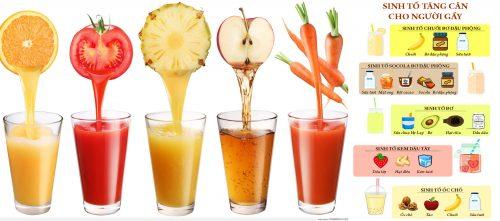 Thực đơn bữa sáng giúp tăng cân nhanh