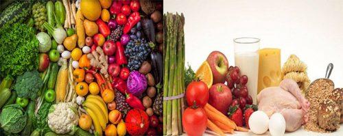 Các nhóm thực phẩm dinh dưỡng cần thiết cho bệnh nhân ung thư vú