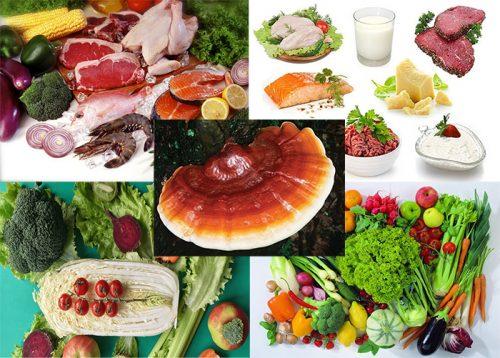 Dinh dưỡng cho bệnh nhân ung thư vú