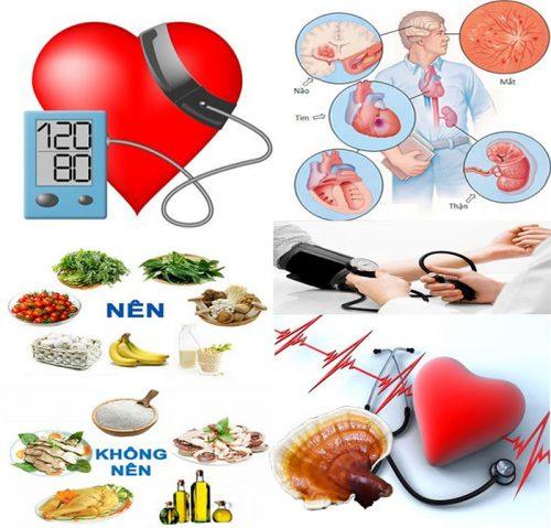 Huyết áp cao cùng nguyên nhân biểu hiện và cách điều trị hiệu quả