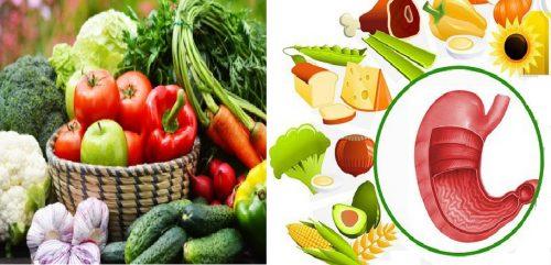 Thực phẩm phòng tránh ung thư dạ dày
