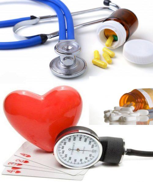 Thuốc trị huyết áp cao nào tốt?