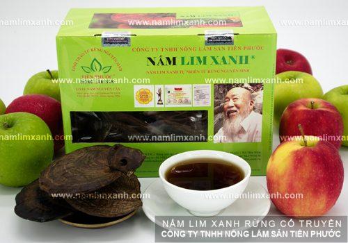 Địa chỉ mua nấm lim xanh tự nhiên ở Kon Tum chuẩn nấm lim rừng chính hãng.