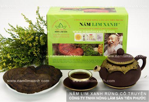 Giá bán nấm lim xanh Quảng Nam của Công ty Tiên Phước tương xứng với chất lượng sản phẩm