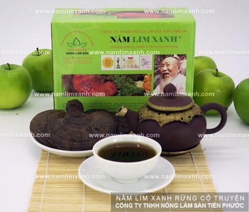 Công ty TNHH Nông lâm sản Tiên Phước là đơn vị bán nấm chính hãng