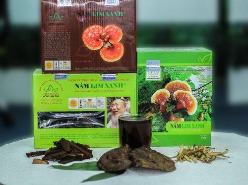 Giá nấm lim xanh rừng công ty Tiên Phước luôn ổn định và niêm yết trên toàn hệ thống