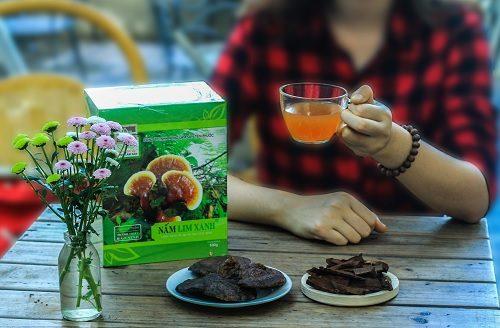 Giá tiền nấm lim xanh rừng tự nhiên của Công ty TNHH Nông lâm sản Tiên Phước được niêm yết