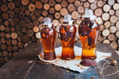Nấm lim rừng ngâm rượu có tốt không?
