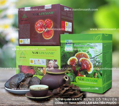 Nấm lim xanh rừng Thanh Hóa của Công ty TNHH Nông lâm sản Tiên Phước