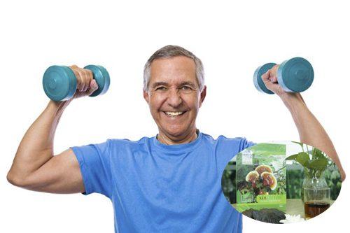 Nấm lim xanh rừng tốt cho người bệnh ung thư
