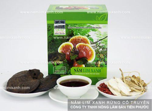 Những lý lo nên mua nấm linh xanh của công ty Nông Lâm Sản Tiên Phước