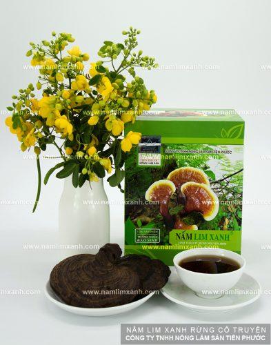 Sử dụng nấm lim rừng theo khuyến nghị để có hiệu quả cao nhất