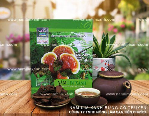 Tác dụng của nấm lim rừng tự nhiên với sức khoẻ