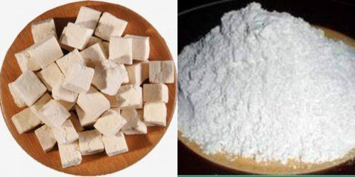 Cách dùng bột nấm bạch linh hiệu quả