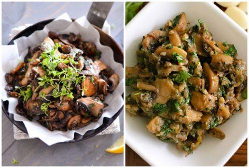 Cách sử dụng nấm biển trong chế biến món ăn thơm ngon, hấp dẫn.