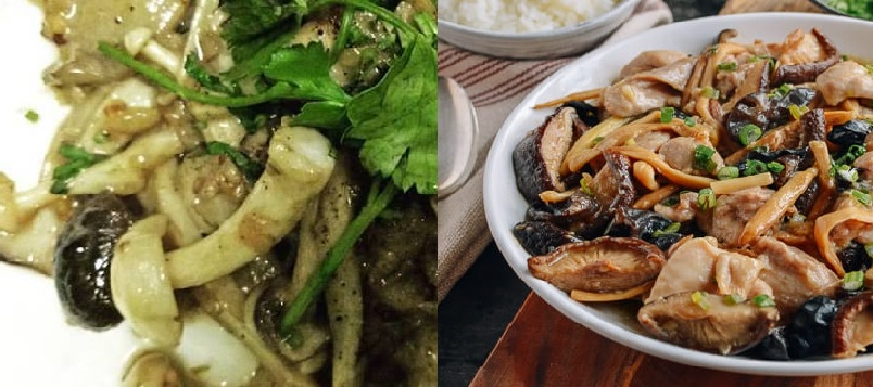 Các món ăn từ nấm cẩm thạch và cách nấu nấm cẩm thạch như thế nào?