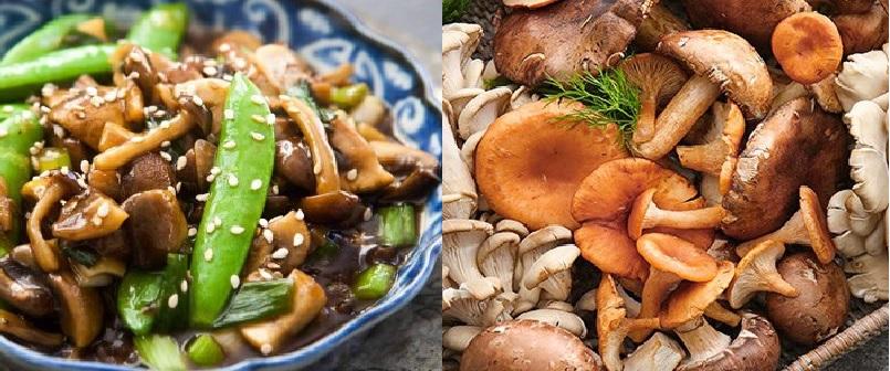 Các món ăn từ nấm chân dài với cách nấu nấm chân dài ngon nhất