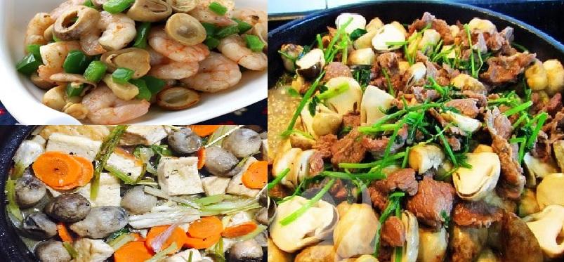 Các món ăn từ nấm rơm và cách làm nấm rơm bồi bổ sức khoẻ