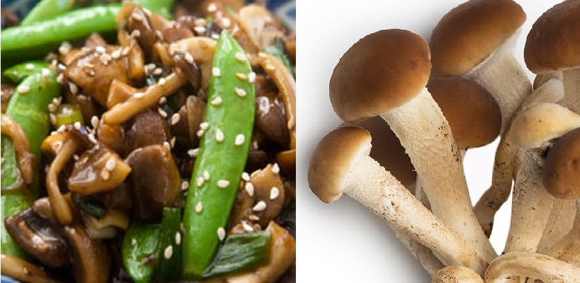 Cách chế biến nấm trân châu với đậu Hà Lan và cách làm nấm trà tân