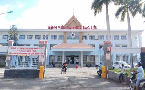 Bệnh viện Đa khoa tỉnh Bạc Liêu thông tin địa chỉ bảng giá khám bệnh