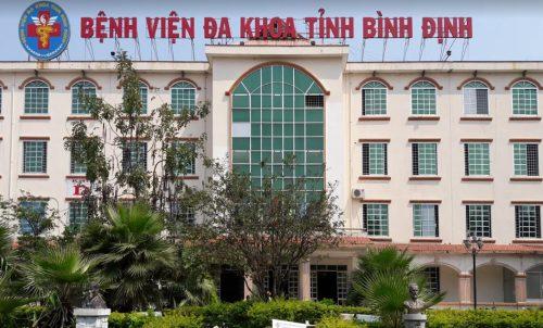 Bệnh viện Đa khoa tỉnh Bình Định và thông tin địa chỉ bảng giá khám bệnh