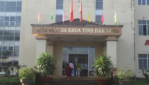 Bệnh viện Đa khoa tỉnh Đắk Nông thông tin địa chỉ bảng giá khám bệnh