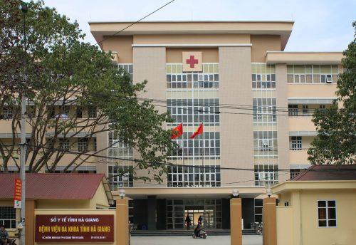 Bệnh viện Đa khoa tỉnh Hà Giang và thông tin địa chỉ bảng giá khám bệnh