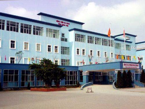 Bệnh viện Đa khoa tỉnh Hưng Yên và thông tin địa chỉ bảng giá khám bệnh