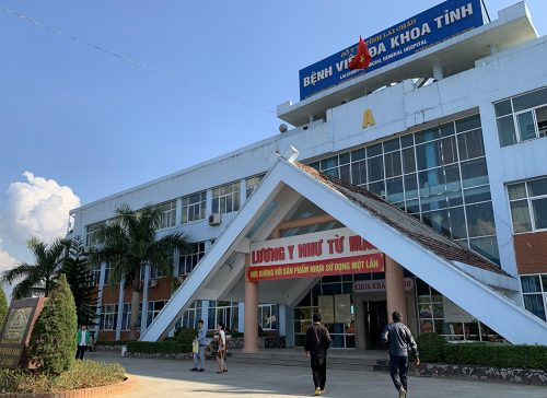 Bệnh viện Đa Khoa tỉnh Lai Châu thông tin địa chỉ bảng giá khám bệnh