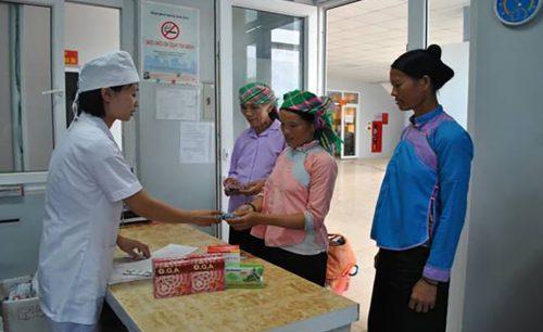 Quy trình đặt lịch khám bệnh ở Bệnh viện Đa Khoa tỉnh Lai Châu