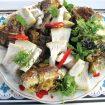 Cá chuồn kho Núi Thành món ngon rẻ tiền ở Quảng Nam
