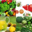 Các loại thực phẩm giải độc gan trị mụn tốt và thực phẩm chức năng